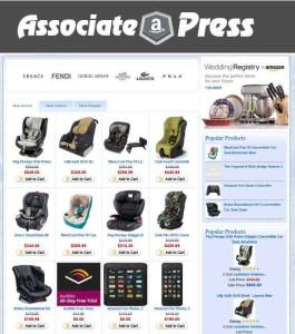 AssociatePress WP Plugin FREE Download By Shane Paxton