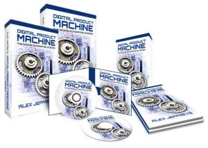 Digital Product Machine Review Alex Jeffreys