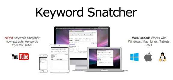 Keyword Snatcher Review By Jonathan Leger