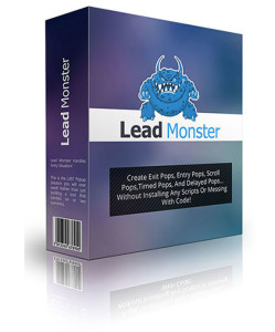 Lead Monster Software FREE DOWNLOAD By Chad Nicely