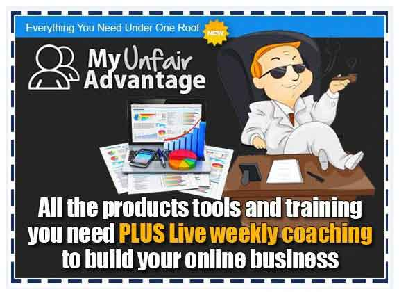 My Unfair Advantage FREE DOWNLOAD By Omar Martin