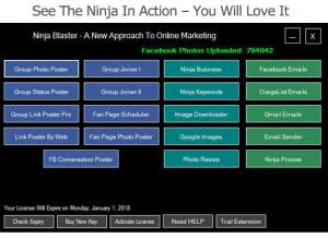 Ninja Blaster Software Free Download