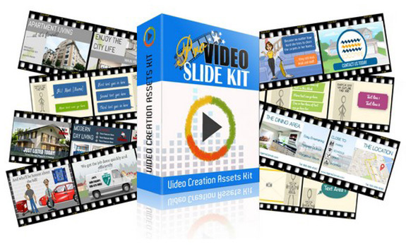 Pro Video Slide Kit V1 FREE DOWNLOAD By Chrissy Withers