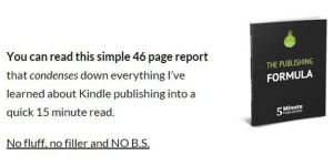 The Publishing Formula FREE DOWNLOAD By Wesley Atkins