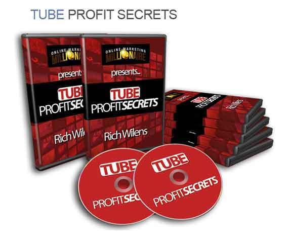 Tube Profit Secrets FREE DOWNLOD Forever