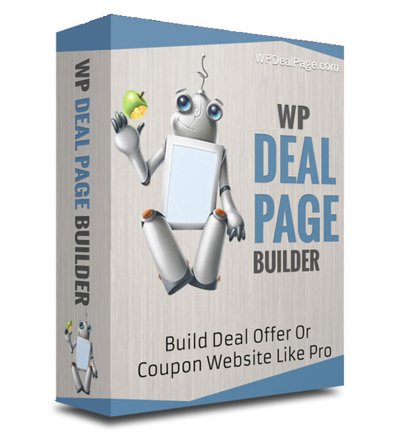 WP Deal Page Builder Plugin FREE Download By Nedia Boukamcha