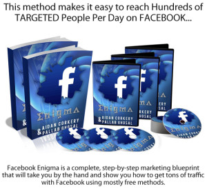 Download Facebook Enigma FULL Training and PDF!