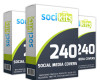 Download SociKits Social Media Template FULL License