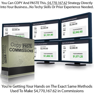 FULL Download Copy Paste Commissions FULL Training!