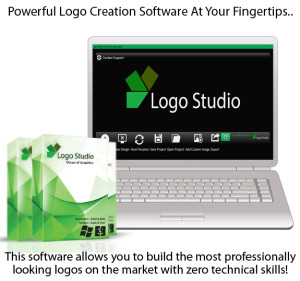 FULL License Logo Studio FX Software INSTANT Download!