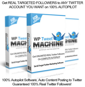 INSTANT Download WP Tweet Machine Pro License NULLED!