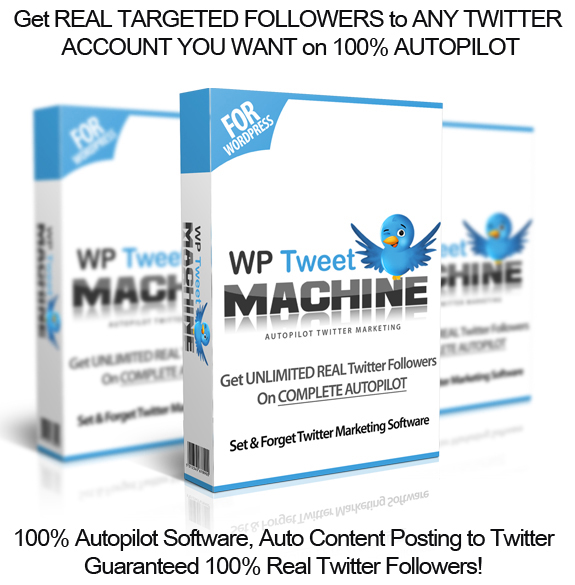 INSTANT Download WP Tweet Machine Pro License NULLED!