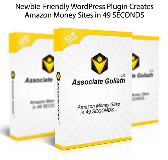 Instant Download Associate Goliath 5.0 FULL License!