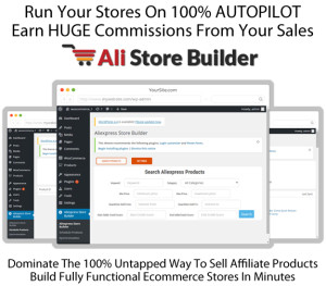 Ali Store Builder Software CRACKED!! 100% WORKING!!