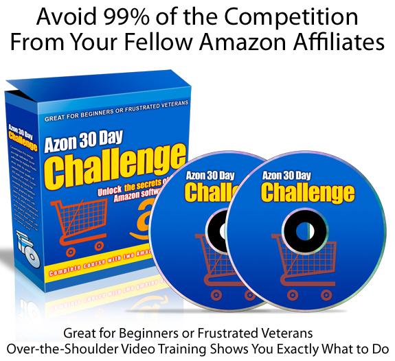 Azon 30 Day Challenge FULL Download FULL Training By Ryan Stevenson