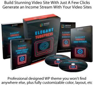 Download Now Elegant TubePress Theme NULLED By Tantan Hilyatana