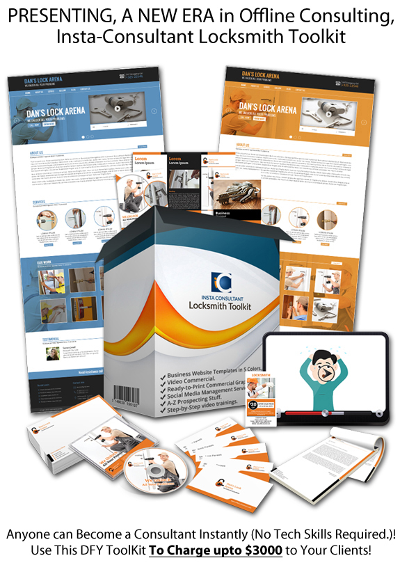 Download Now Insta Consultant Locksmith ToolKit