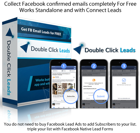INSTANT Download Double Click Leads Software By Andrew Darius