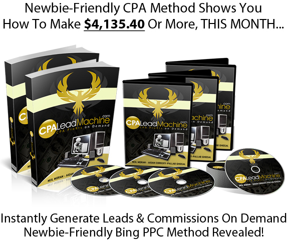 DIRECT DOWNLOAD CPA Lead Machine Pro All Module PDF & Video