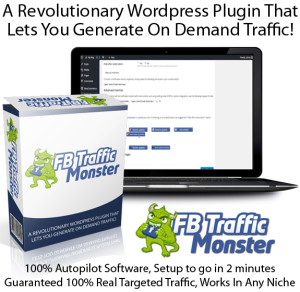 DIRECT DOWNLOAD FB Traffic Monster WP Plugin 100% Working!!