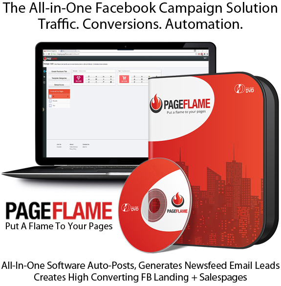DIRECT DOWNLOAD Page Flame Software UNLIMITED LIFETIME!