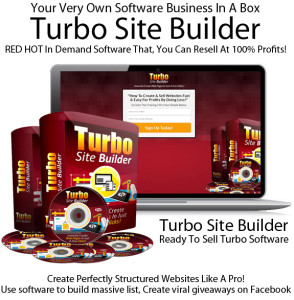 DIRECT DOWNLOAD Turbo Site Builder You Can Sell 100% Profits