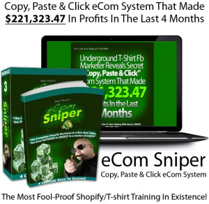 DIRECT TO DOWNLOAD eCom Sniper By Devid Farah All Module