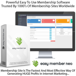 Easy Member NEO Software 100% INSTANT DOWNLOAD