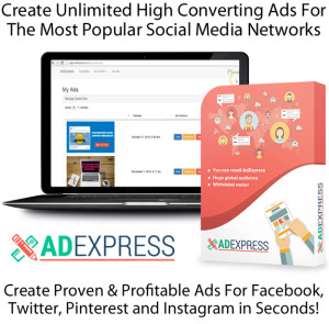 LIFETIME ACCESS AdExpress Software 100% Working!!
