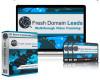 LIFETIME ACCESS! Fresh Domain Leads Software Platinum