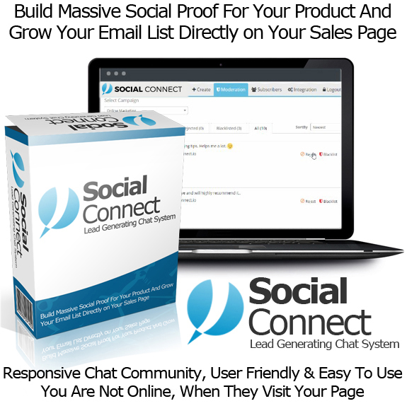 READY TO DOWNLOAD Social Connect Software Unlimited License