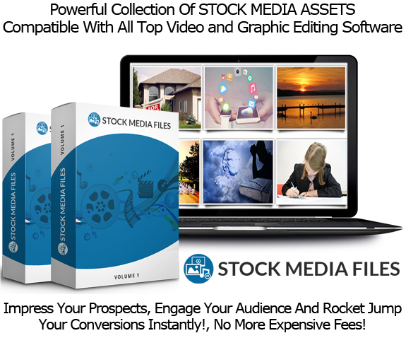 Stock Media Files UNLIMITED ACCESS All The Files Are Royalty FREE
