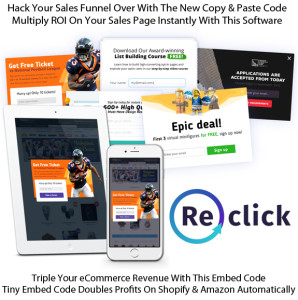 Download Now ReClick App Traffic Hacking Software LIFETIME