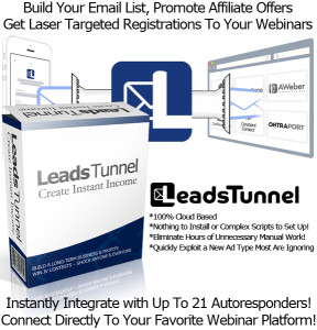 Leads Tunnel Software 100% Opt-in Conversions DIRECT ACCESS!