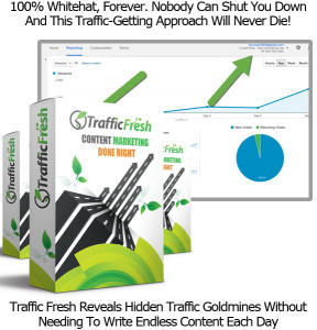 Traffic Fresh Software Web Traffic Generator Software UNLIMITED ACCESS