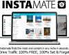 INSTANT ACCESS Instamate Software Get Viral Traffic To EVERY Post