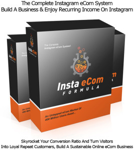 Insta eCom Formula READY TO DOWNLOAD Make More Sales With Instagram
