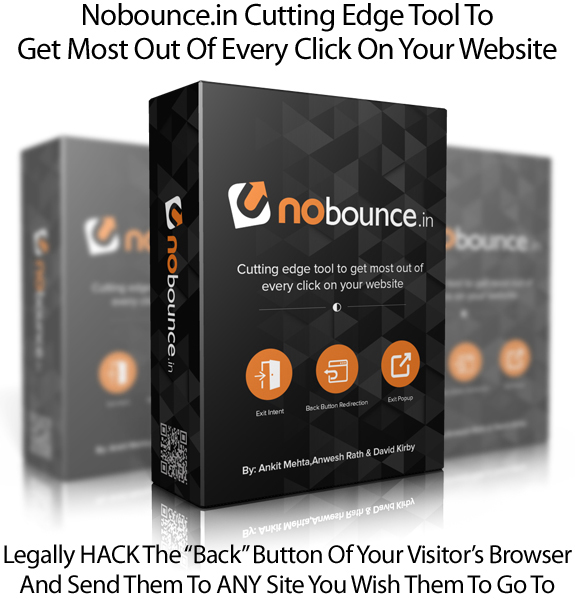 Nobounce.in WP Plugin DIRECT DOWNLOAD Unlimited Site License