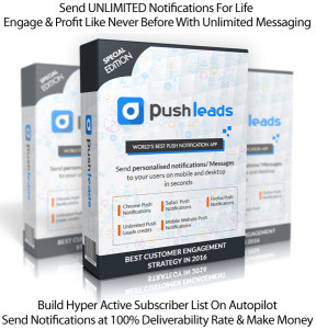 Push Leads Software This App Drives Profits In ANY Niche