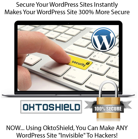 OktoShield WP Plugin FULL ACCESS INSTANT DOWNLOAD By Vas Blagodarskiy