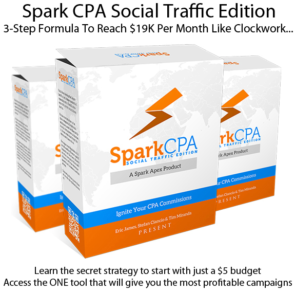 Spark CPA Social Traffic Edition DIRECT Download!
