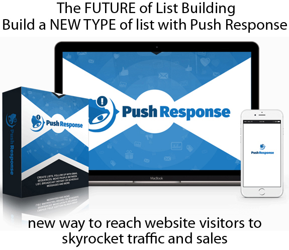 UNLIMITED Access Push Response Software LIFETIME ACCOUNT