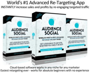 Audience Social Software Unlimited License DIRECT Download!