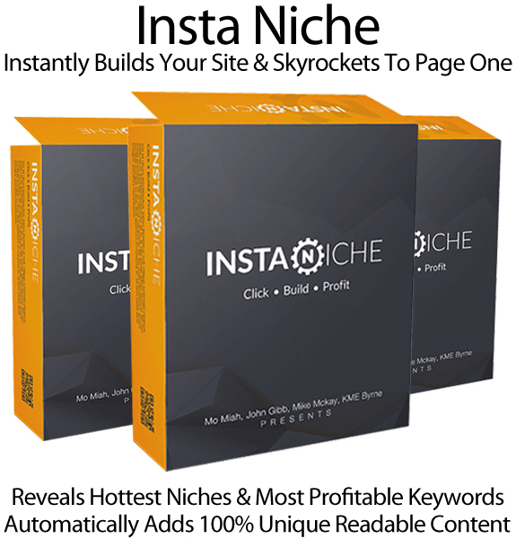 Insta Niche Pro Unlimited License LIFETIME ACCESS!!