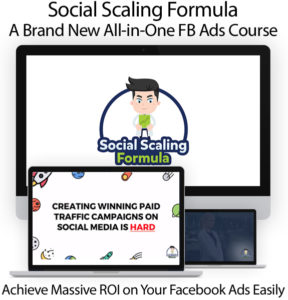 Social Scaling Formula Direct Download Complete FB Ads Course