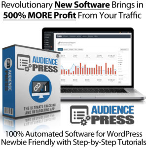 Audience Press WP Plugin List Building Gone Crazy!