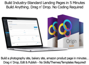 Origin Builder WordPress Plugin Lifetime Access