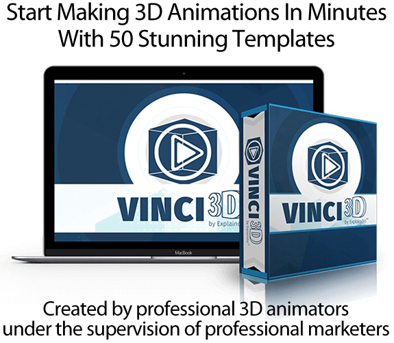 Vinci3D Software APP Instant Download By Andrew Darius