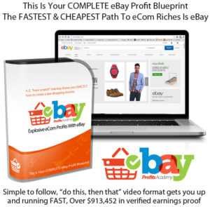Bay Profits Academy Full Access Complete eBay Course