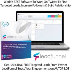 LeadFunnel Leads Gen Software Full CRACKED Instant Download